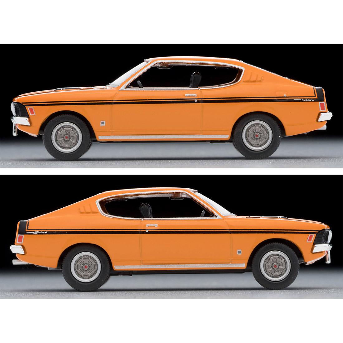 トミカリミテッドヴィンテージ ネオ LV-N204a『コルトギャランGTO MR(橙)』1/64 ミニカー-006