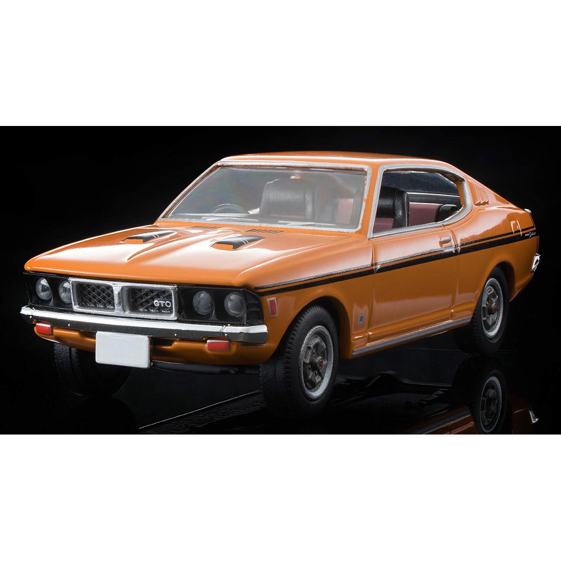 トミカリミテッドヴィンテージ ネオ LV-N204a『コルトギャランGTO MR(橙)』1/64 ミニカー-008
