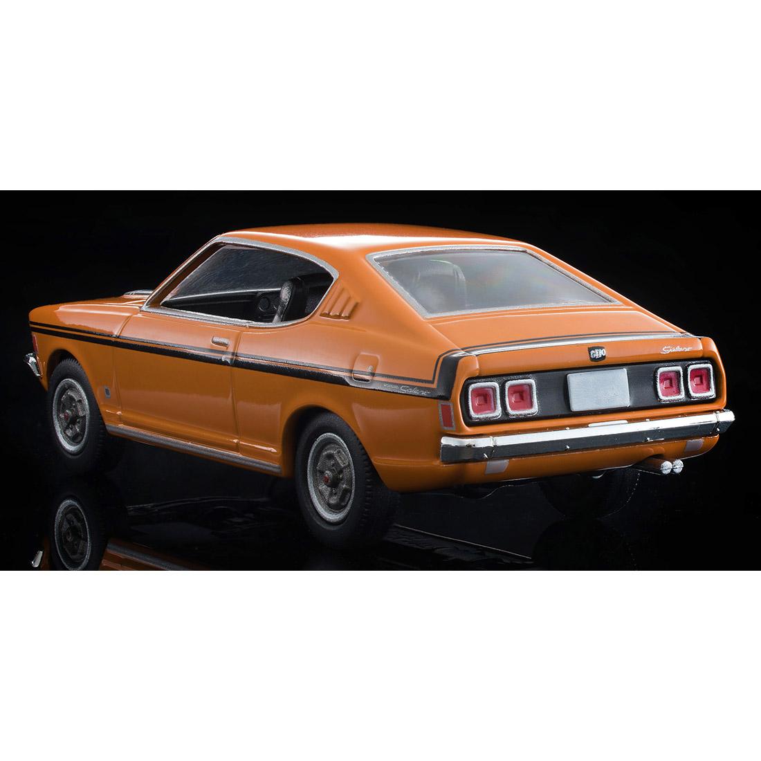 トミカリミテッドヴィンテージ ネオ LV-N204a『コルトギャランGTO MR(橙)』1/64 ミニカー-009