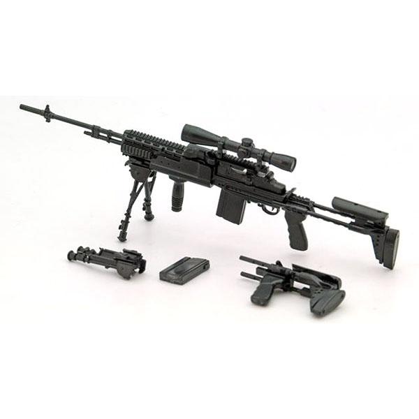 リトルアーモリー LA062『M14EBR-RIタイプ』1/12 プラモデル