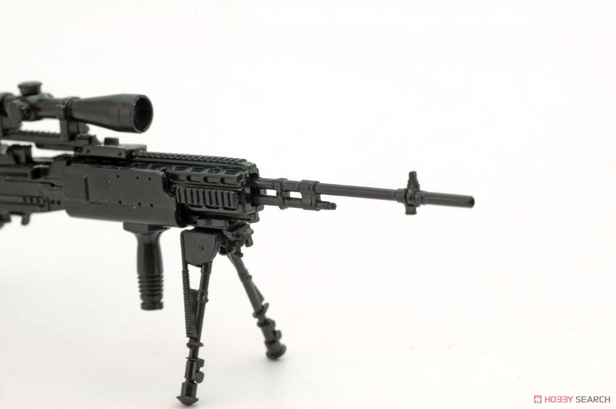 リトルアーモリー LA062『M14EBR-RIタイプ』1/12 プラモデル-004
