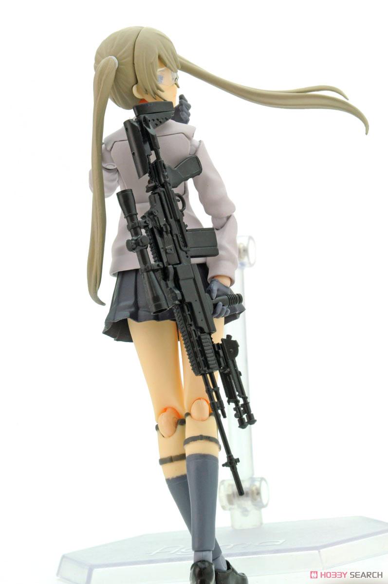 リトルアーモリー LA062『M14EBR-RIタイプ』1/12 プラモデル-006