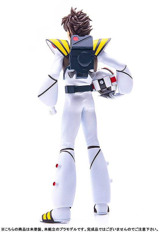 【再販】PLAMAX MF-04 minimum factory『一条輝』超時空要塞マクロス 1/20 プラモデル-008