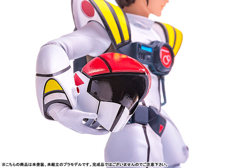 【再販】PLAMAX MF-04 minimum factory『一条輝』超時空要塞マクロス 1/20 プラモデル-011