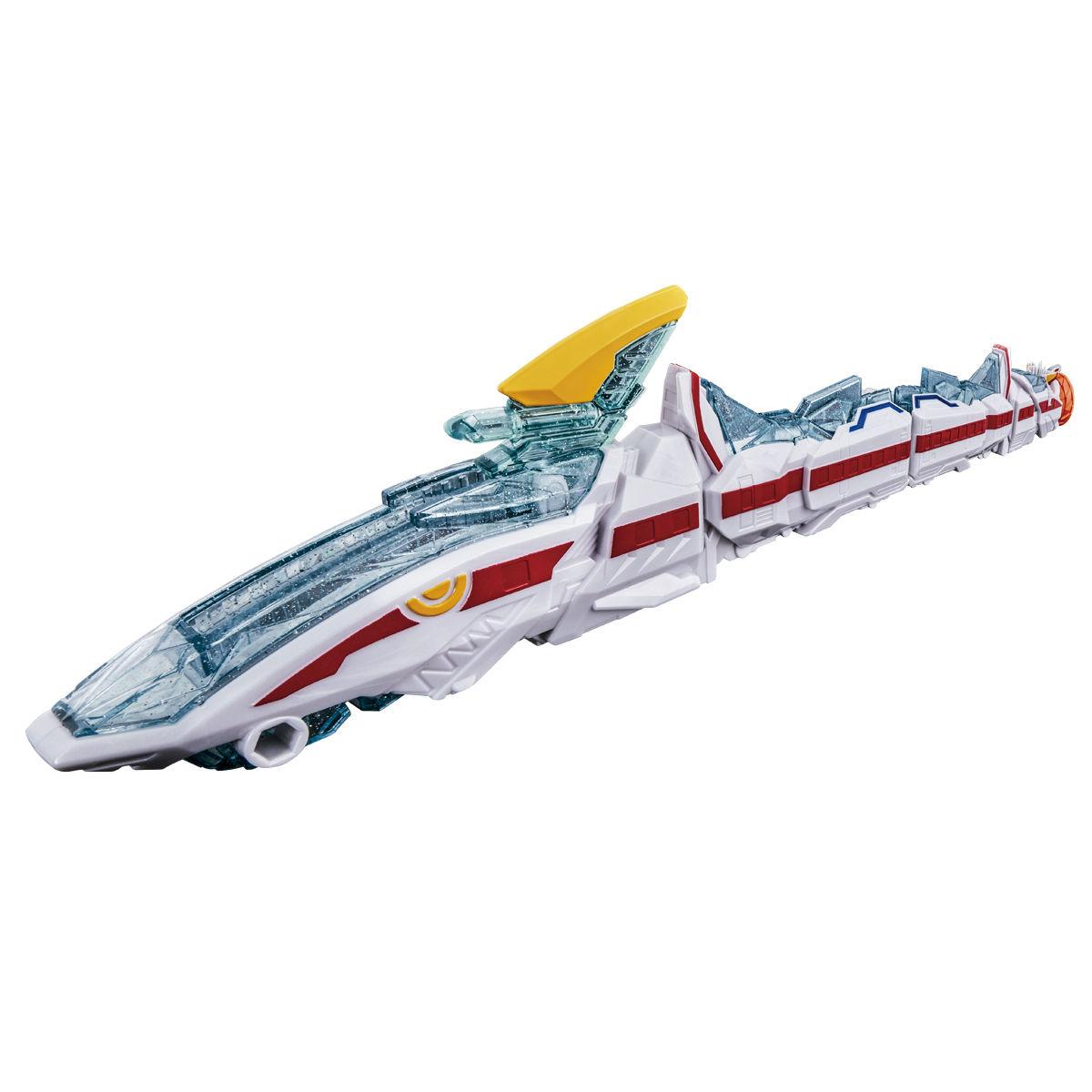 キラメイジャー ウェポン魔進シリーズ04『DX魔進ザビューン』可変可動フィギュア-001