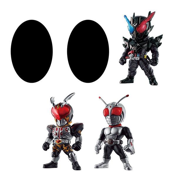 【食玩】コンバージ仮面ライダー『CONVERGE KAMEN RIDER 18』10個入りBOX