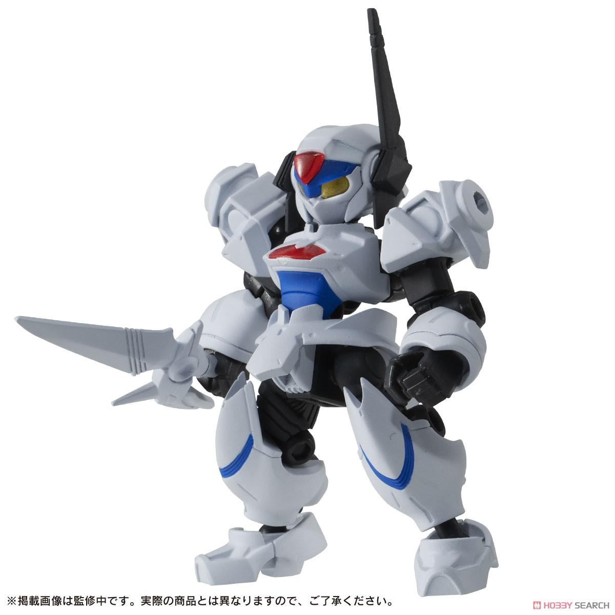 ガシャポン『ROBOT CONCERTO 03』10個入りBOX-001