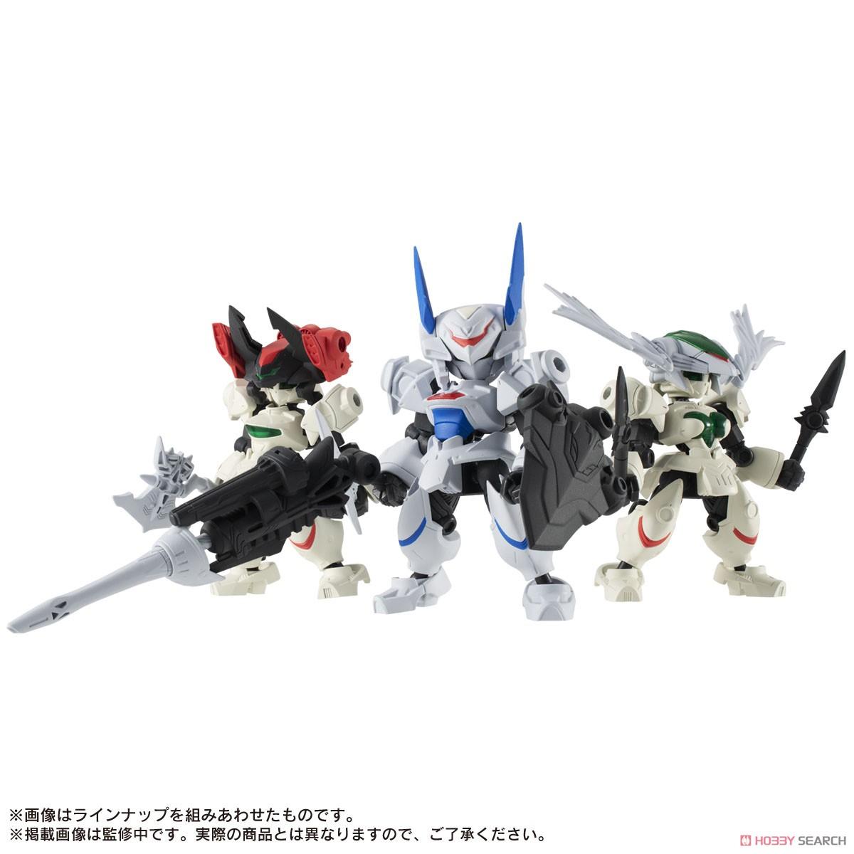 ガシャポン『ROBOT CONCERTO 03』10個入りBOX-002