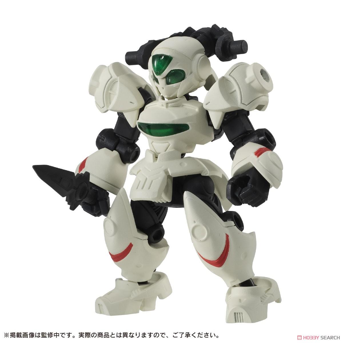 ガシャポン『ROBOT CONCERTO 03』10個入りBOX-003