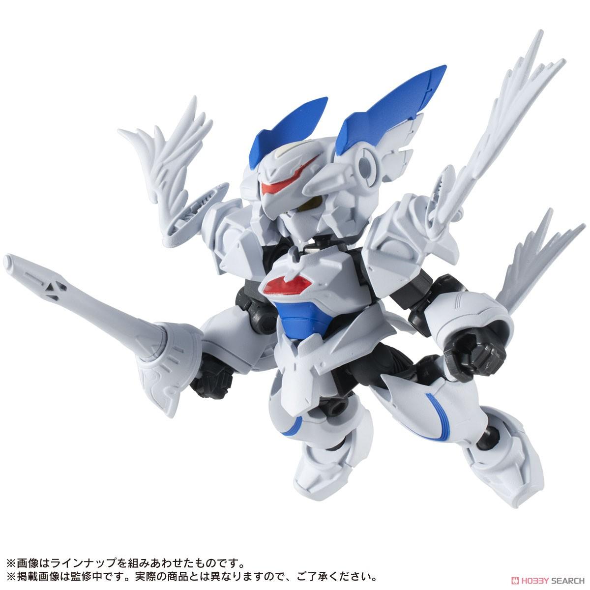 ガシャポン『ROBOT CONCERTO 03』10個入りBOX-007