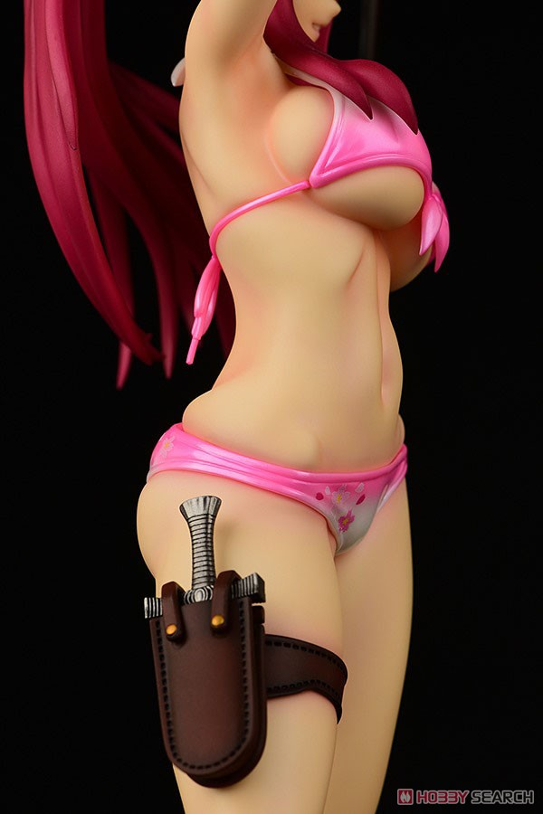 FAIRY TAIL『エルザ・スカーレット・水着Gravure_Style/ver.桜』1/6 完成品フィギュア-019