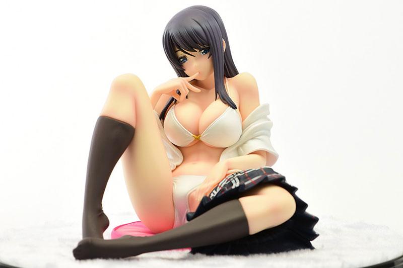 【再販】『七海日奈:ナマイキッ!Cover Girl designed by 蕨野まつり』1/5 完成品フィギュア-001