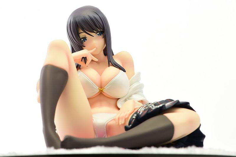 【再販】『七海日奈:ナマイキッ!Cover Girl designed by 蕨野まつり』1/5 完成品フィギュア-008