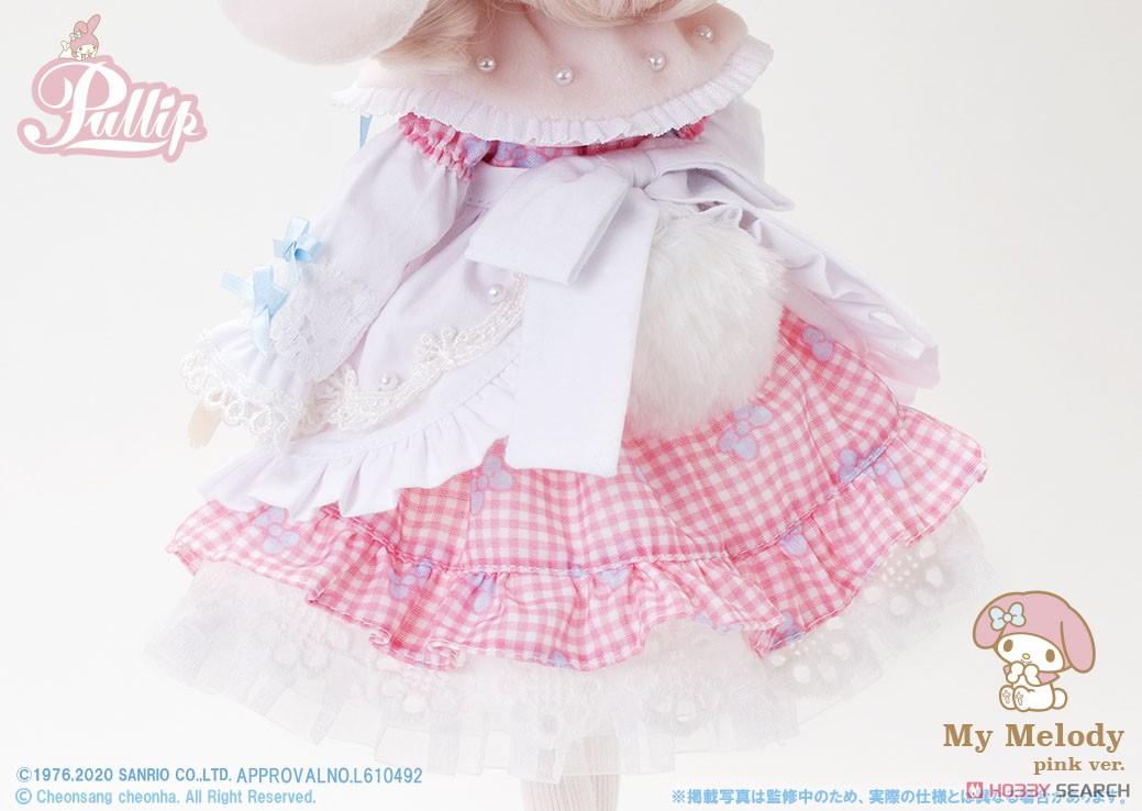 【再販】プーリップ Pullip『My Melody pink ver.(マイメロディ ピンクバージョン)』完成品ドール-010
