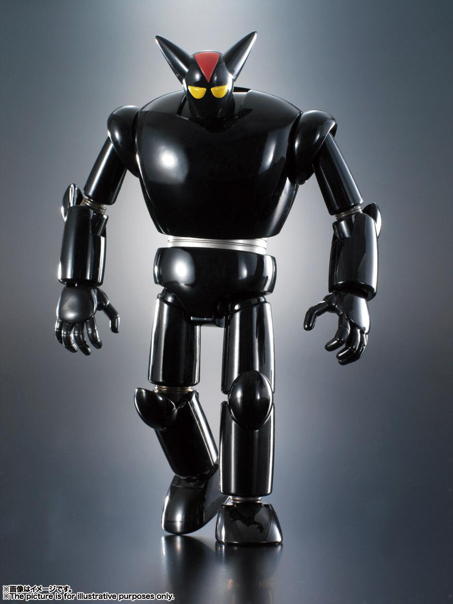 超合金魂 GX-29R『ブラックオックス』鉄人28号 可動フィギュア-001