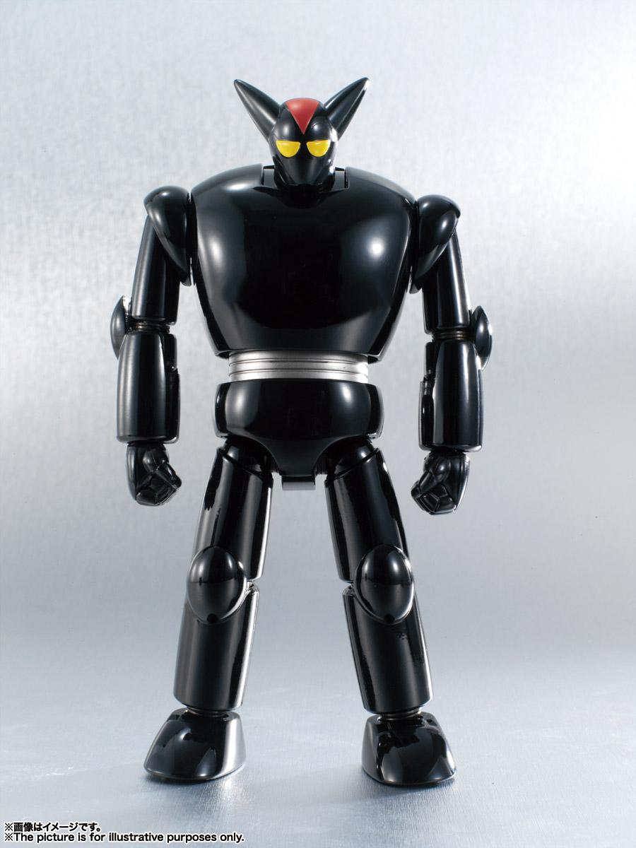超合金魂 GX-29R『ブラックオックス』鉄人28号 可動フィギュア-002