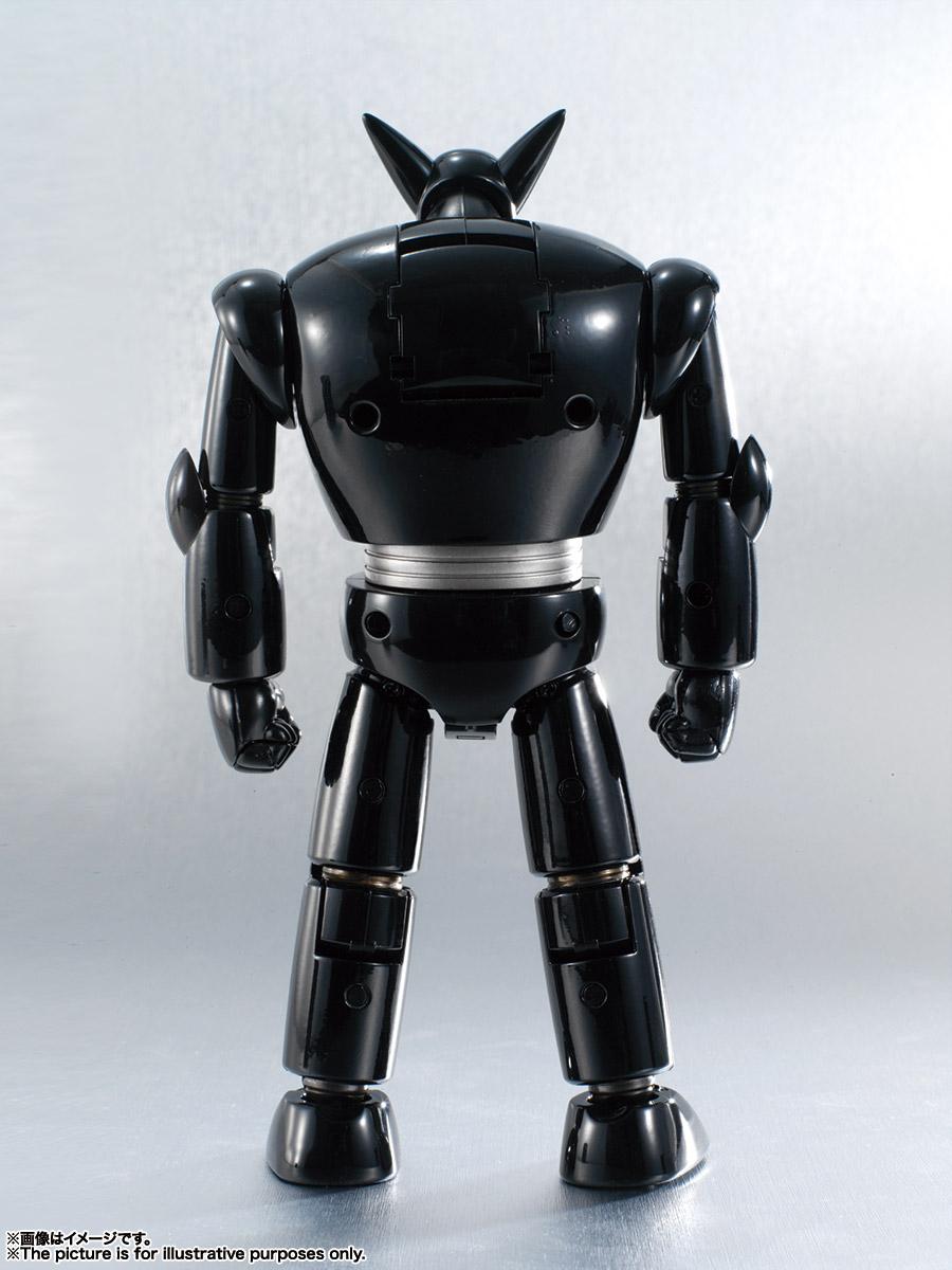 超合金魂 GX-29R『ブラックオックス』鉄人28号 可動フィギュア-003