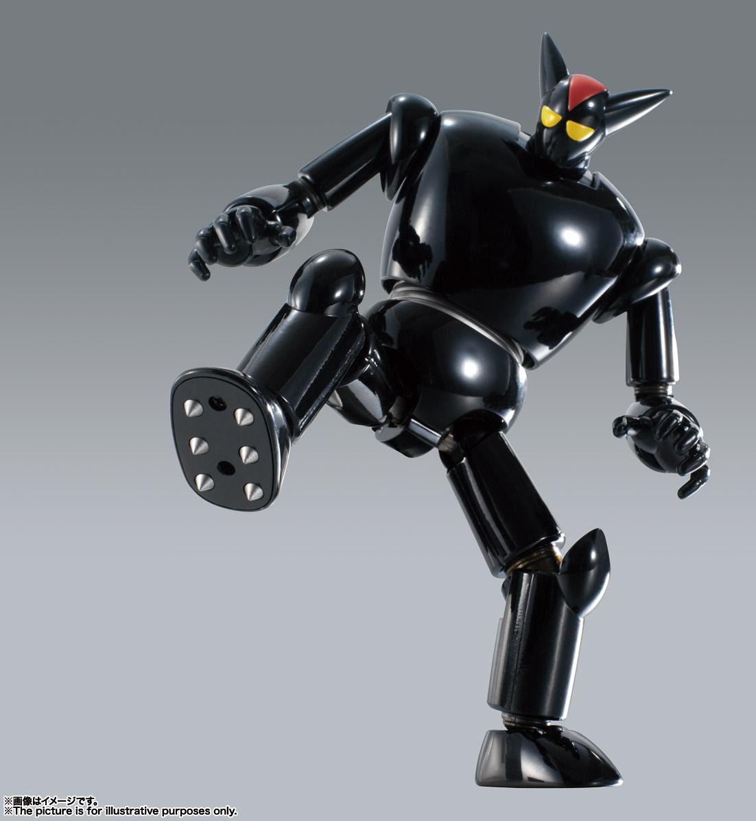 超合金魂 GX-29R『ブラックオックス』鉄人28号 可動フィギュア-004