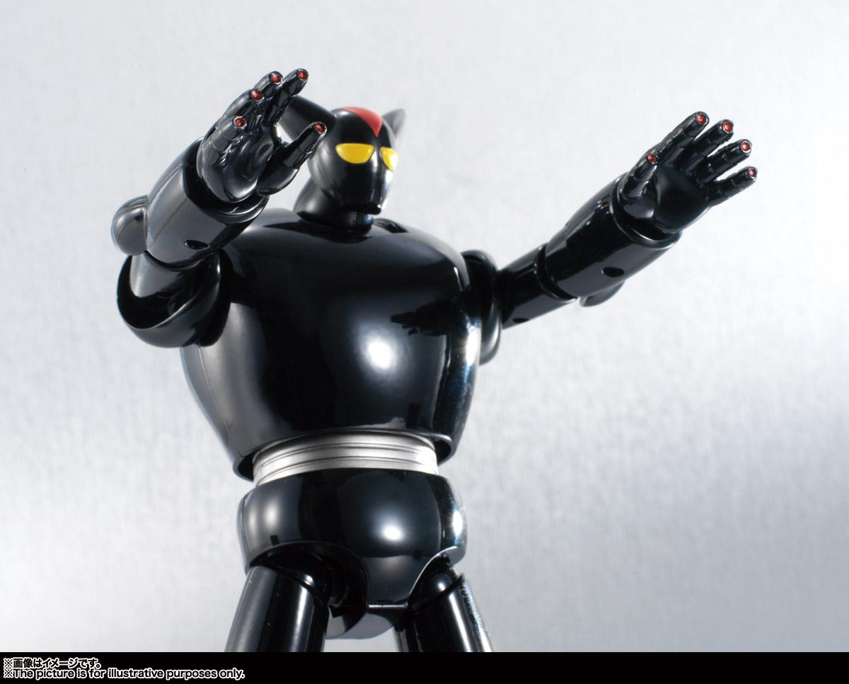 超合金魂 GX-29R『ブラックオックス』鉄人28号 可動フィギュア-005