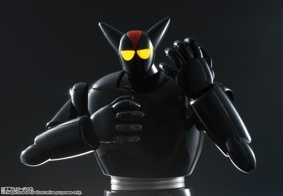 超合金魂 GX-29R『ブラックオックス』鉄人28号 可動フィギュア-009