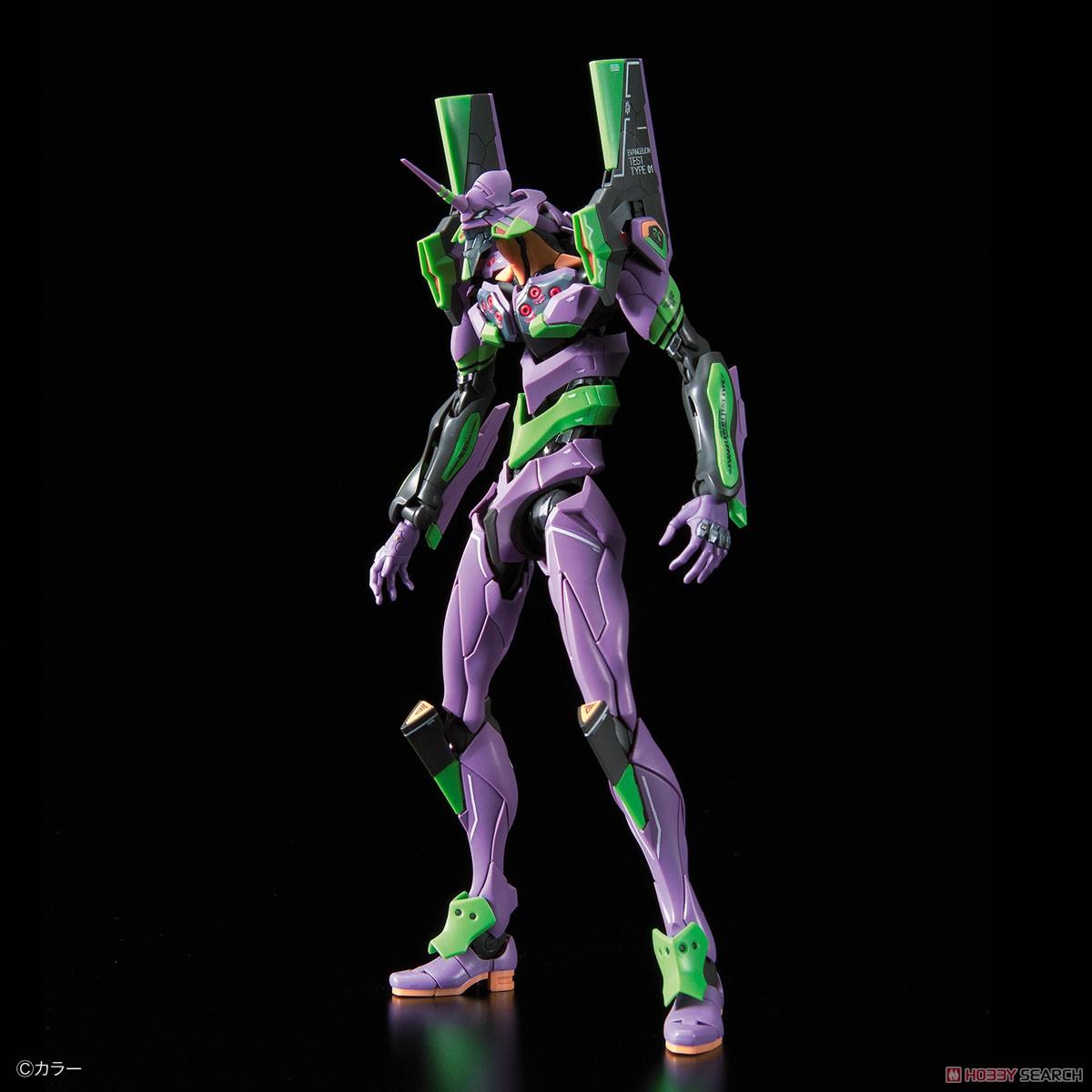 【8月再販】RG『汎用ヒト型決戦兵器 人造人間エヴァンゲリオン初号機』プラモデル-001
