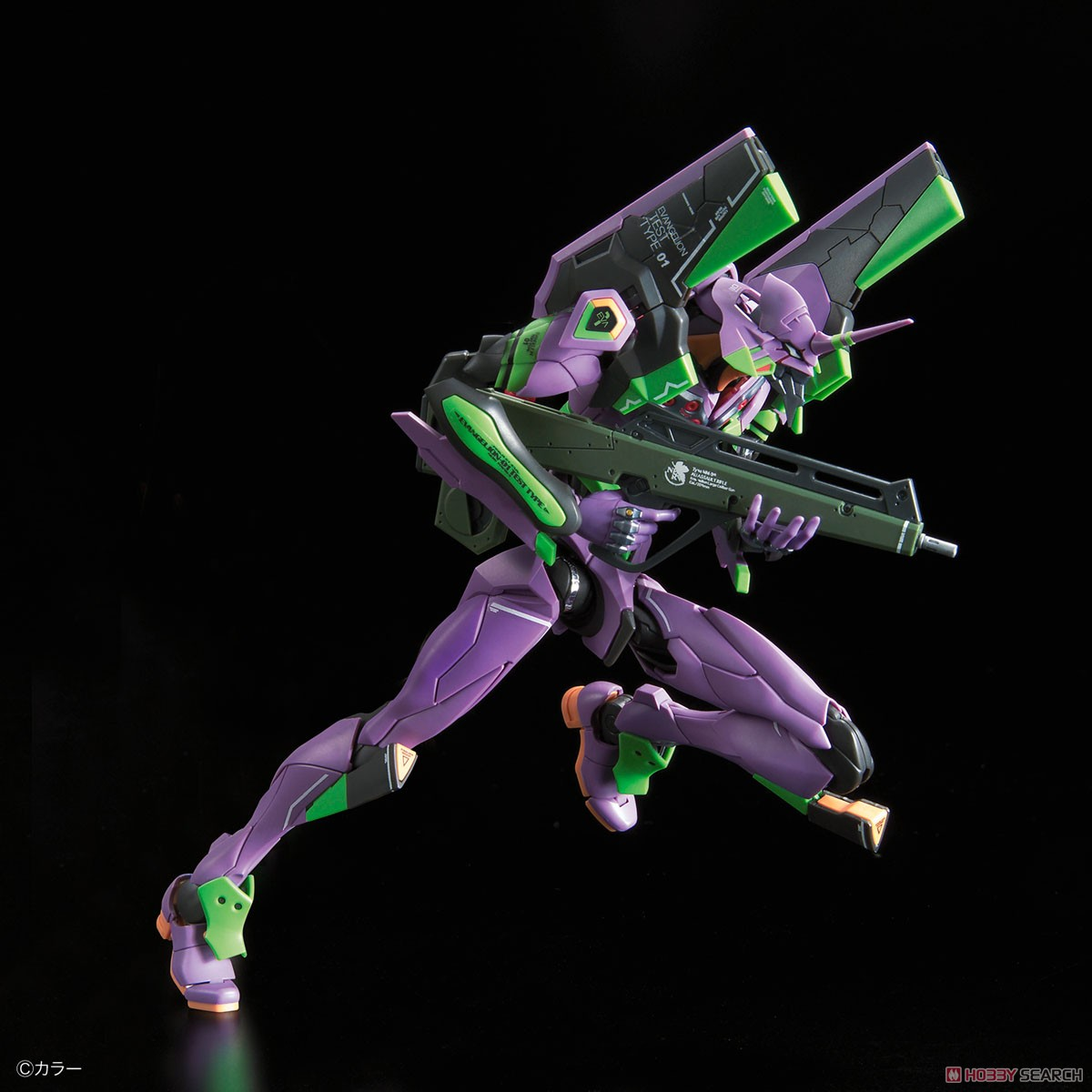 【8月再販】RG『汎用ヒト型決戦兵器 人造人間エヴァンゲリオン初号機』プラモデル-004