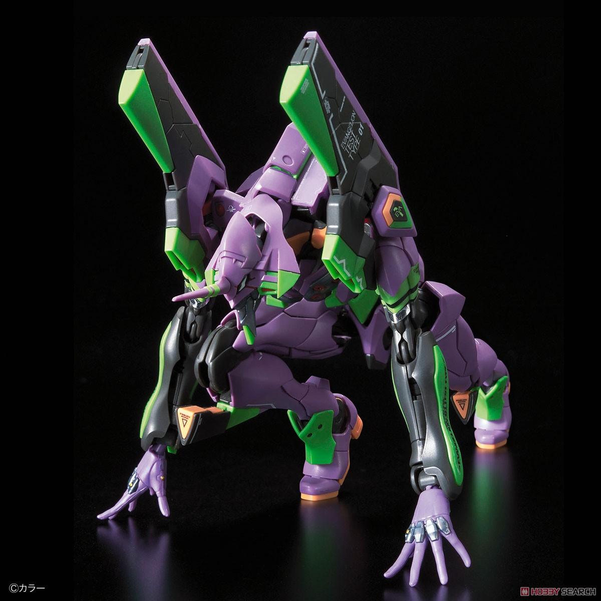 【8月再販】RG『汎用ヒト型決戦兵器 人造人間エヴァンゲリオン初号機』プラモデル-005