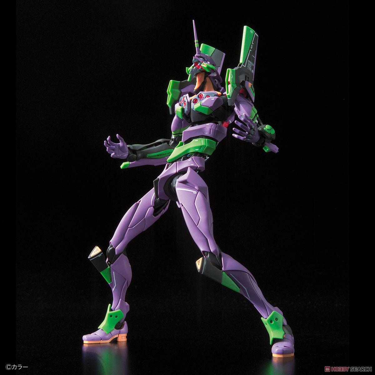 【8月再販】RG『汎用ヒト型決戦兵器 人造人間エヴァンゲリオン初号機』プラモデル-006