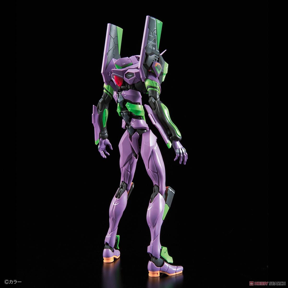 【8月再販】RG『汎用ヒト型決戦兵器 人造人間エヴァンゲリオン初号機』プラモデル-007