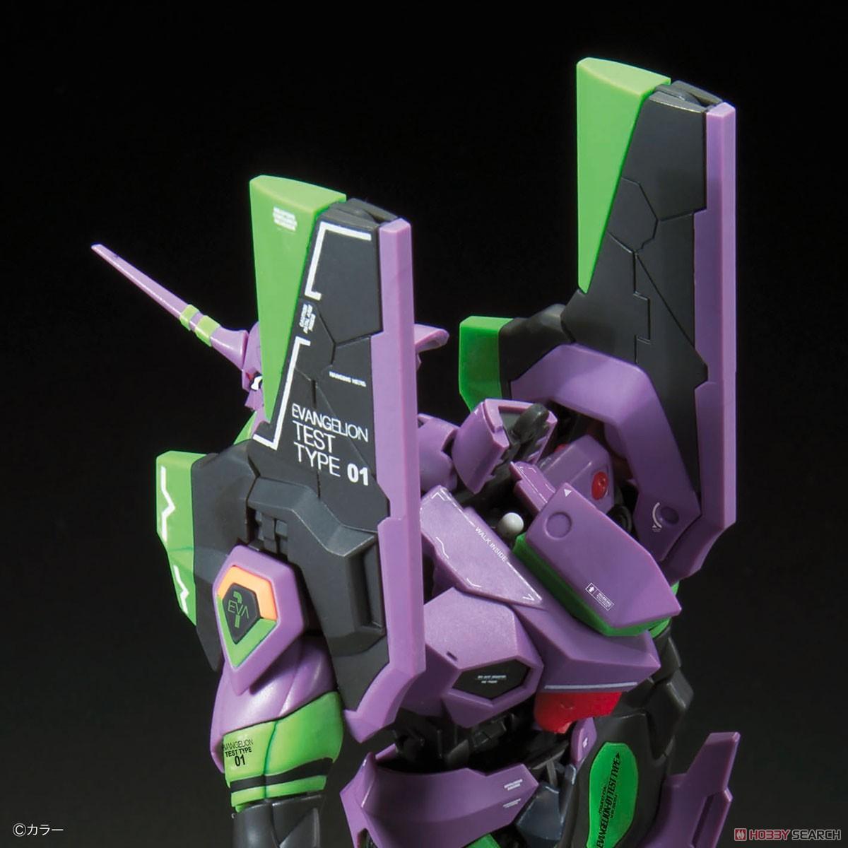 【8月再販】RG『汎用ヒト型決戦兵器 人造人間エヴァンゲリオン初号機』プラモデル-009