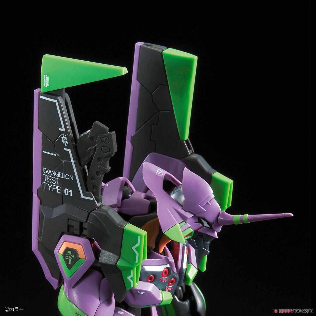 【8月再販】RG『汎用ヒト型決戦兵器 人造人間エヴァンゲリオン初号機』プラモデル-010
