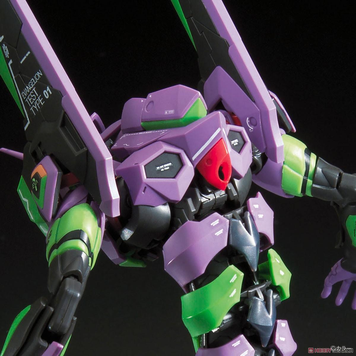 【8月再販】RG『汎用ヒト型決戦兵器 人造人間エヴァンゲリオン初号機』プラモデル-011