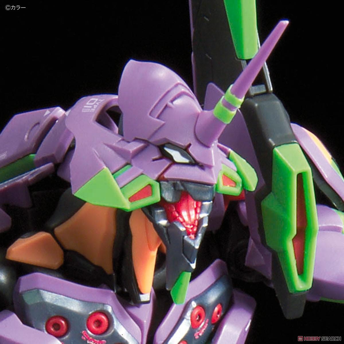 【8月再販】RG『汎用ヒト型決戦兵器 人造人間エヴァンゲリオン初号機』プラモデル-012