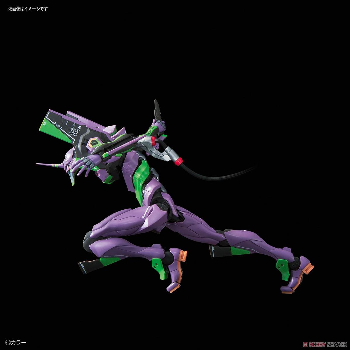 【8月再販】RG『汎用ヒト型決戦兵器 人造人間エヴァンゲリオン初号機』プラモデル-017