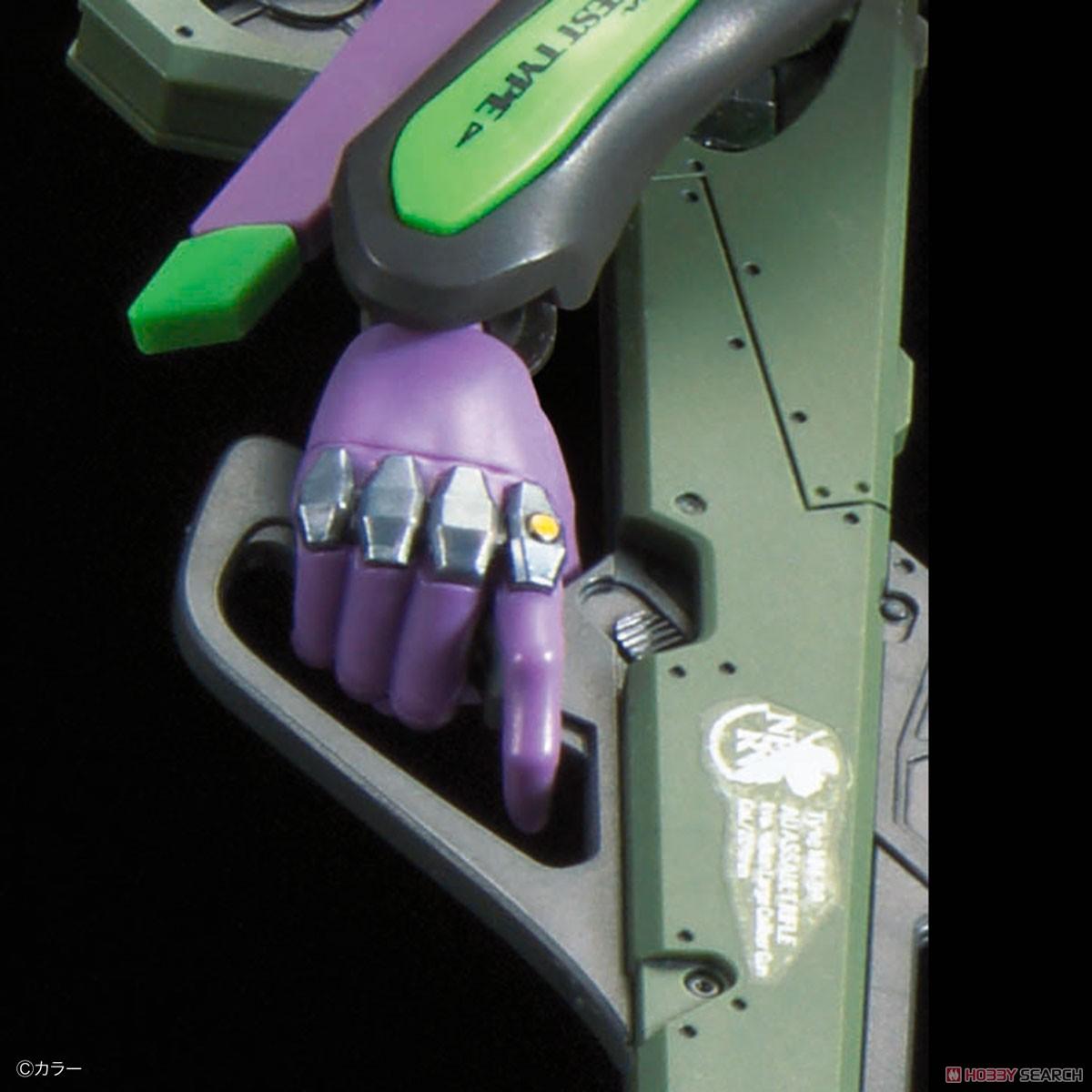 【8月再販】RG『汎用ヒト型決戦兵器 人造人間エヴァンゲリオン初号機』プラモデル-019