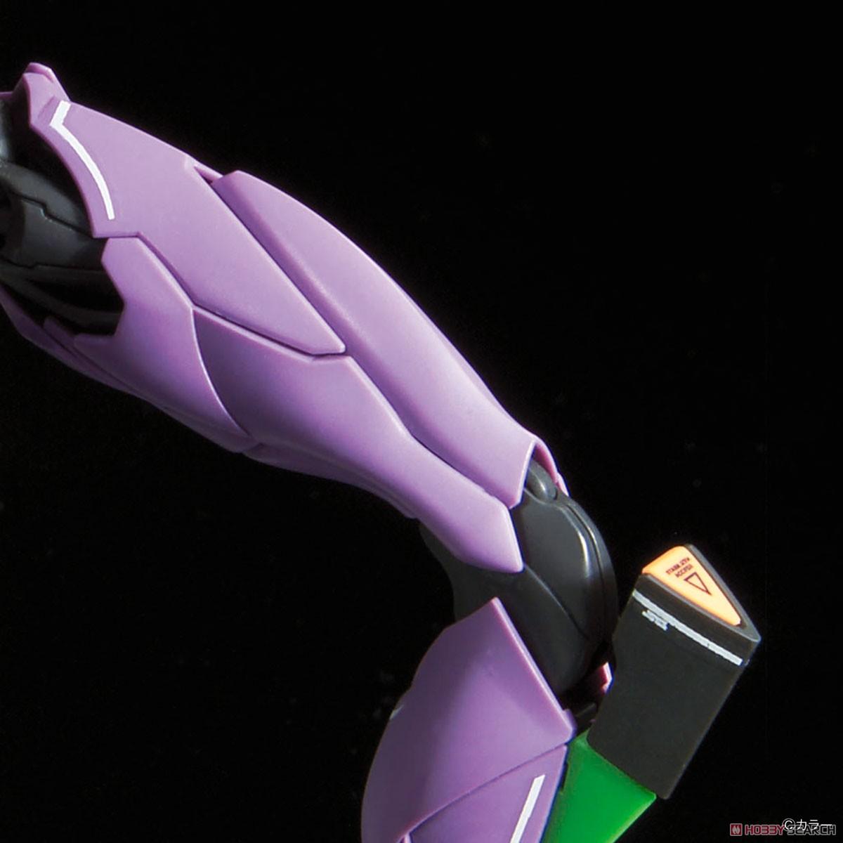 【8月再販】RG『汎用ヒト型決戦兵器 人造人間エヴァンゲリオン初号機』プラモデル-026