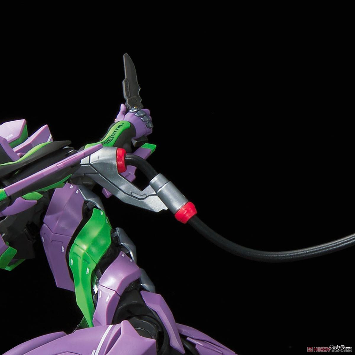 【8月再販】RG『汎用ヒト型決戦兵器 人造人間エヴァンゲリオン初号機』プラモデル-027