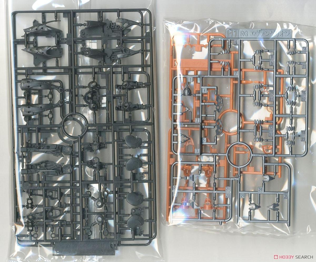 【8月再販】RG『汎用ヒト型決戦兵器 人造人間エヴァンゲリオン初号機』プラモデル-034