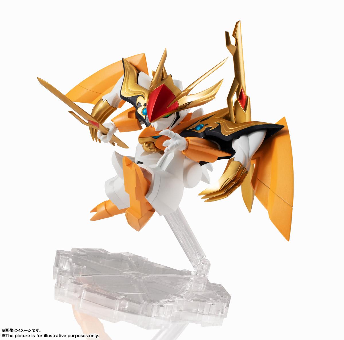 NXEDGE STYLE[MASHIN UNIT]『龍激丸』魔神英雄伝ワタル 可動フィギュア-003