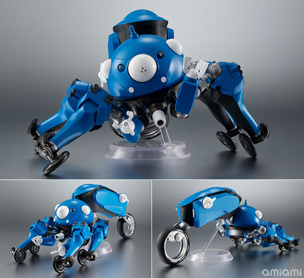 ROBOT魂〈SIDE GHOST〉『タチコマ-攻殻機動隊 SAC_2045-』可動フィギュア