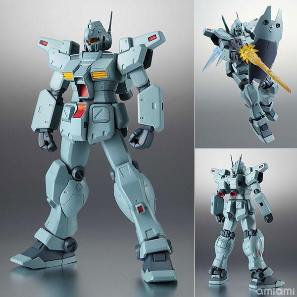 ROBOT魂〈SIDE MS〉『RGM-79N ジム・カスタム ver. A.N.I.M.E.』ガンダム0083 可動フィギュア