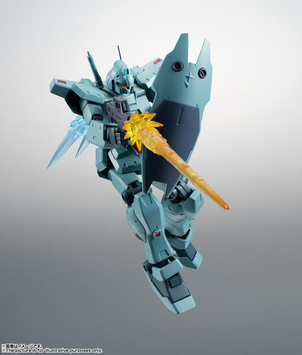 ROBOT魂〈SIDE MS〉『RGM-79N ジム・カスタム ver. A.N.I.M.E.』ガンダム0083 可動フィギュア-004