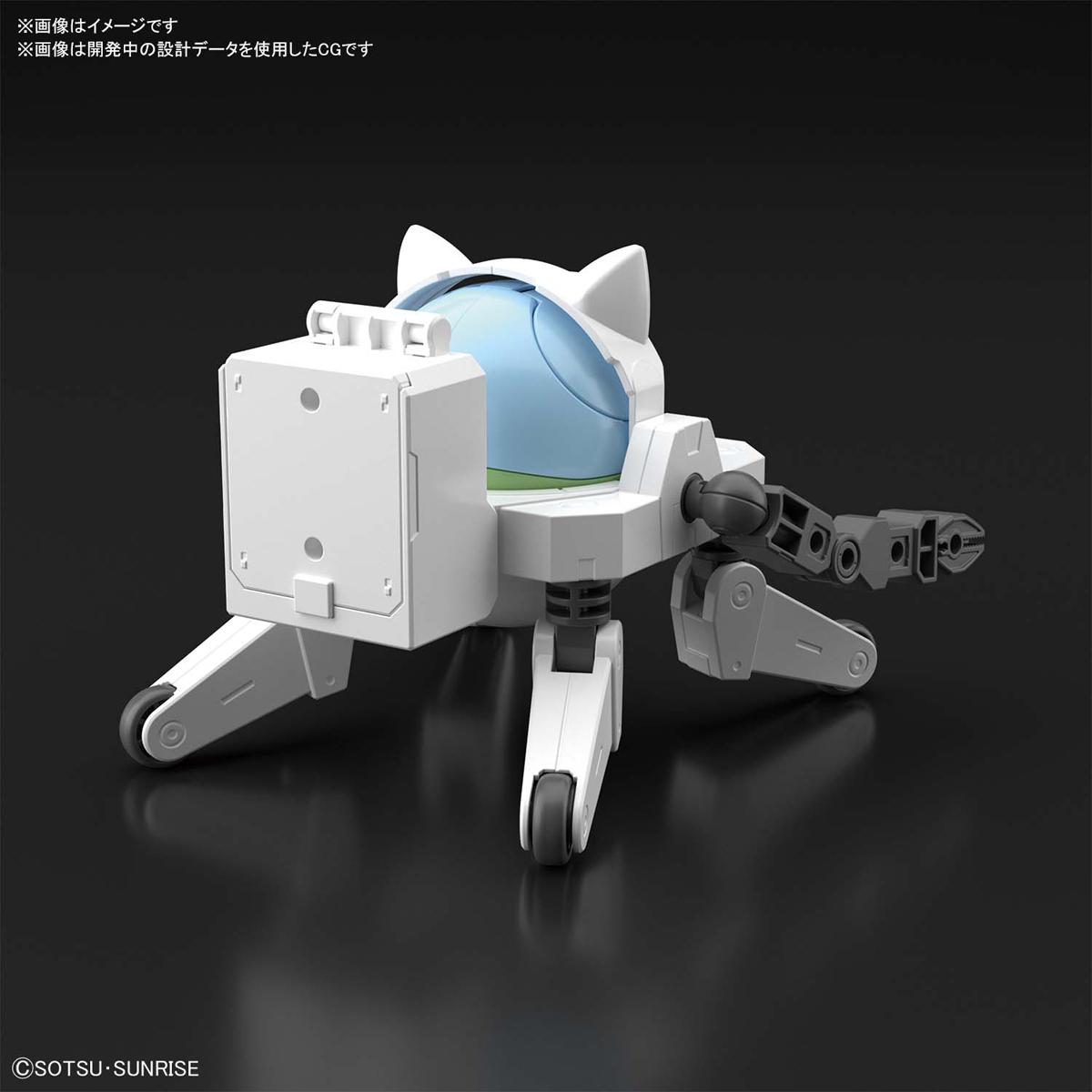 ハロプラ『ハロフィッター』プラモデル-002
