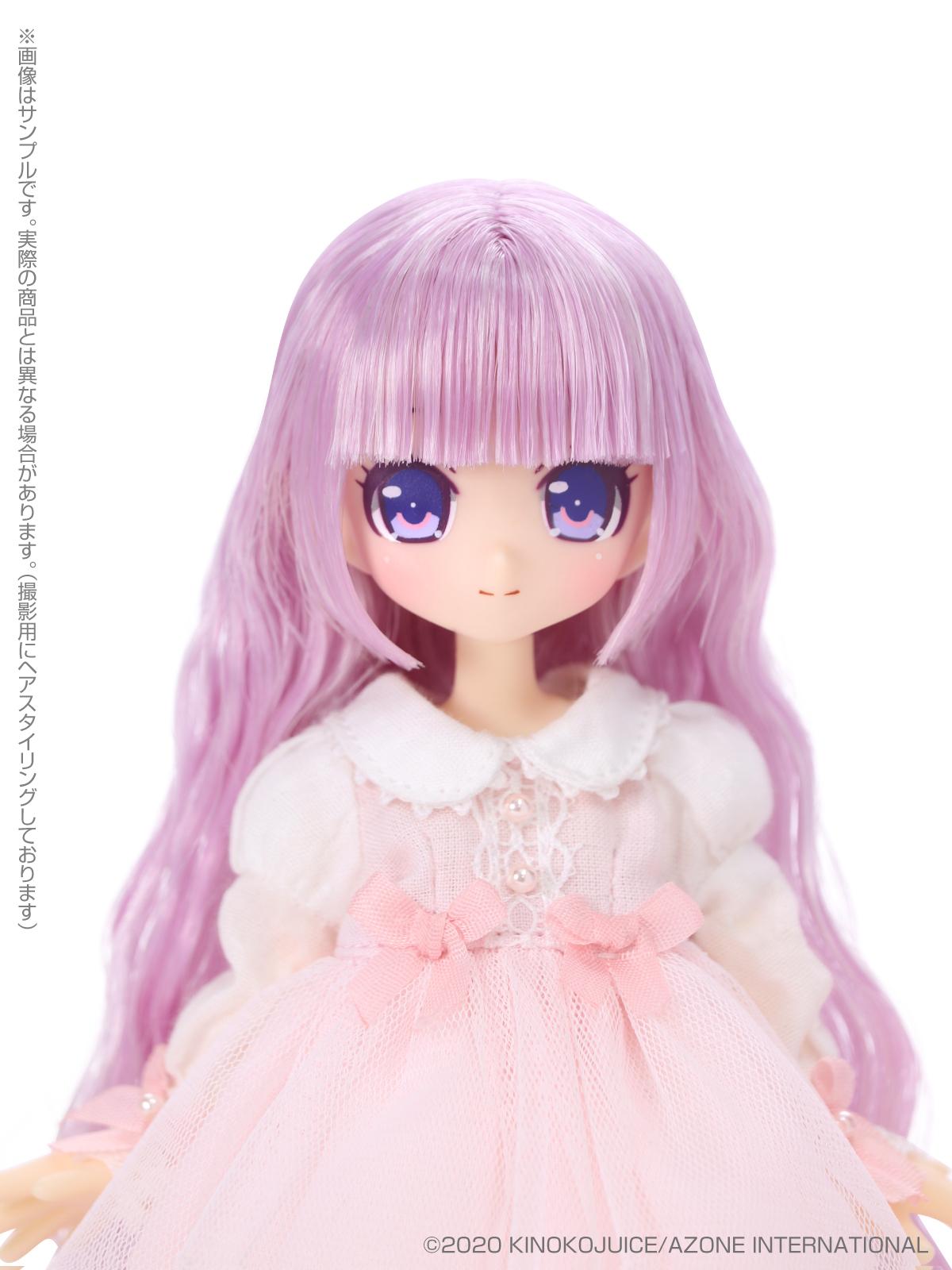 キノコジュース×Lil'Fairy『Twinkle☆Candy Girls/エルノ』1/12 完成品ドール-001