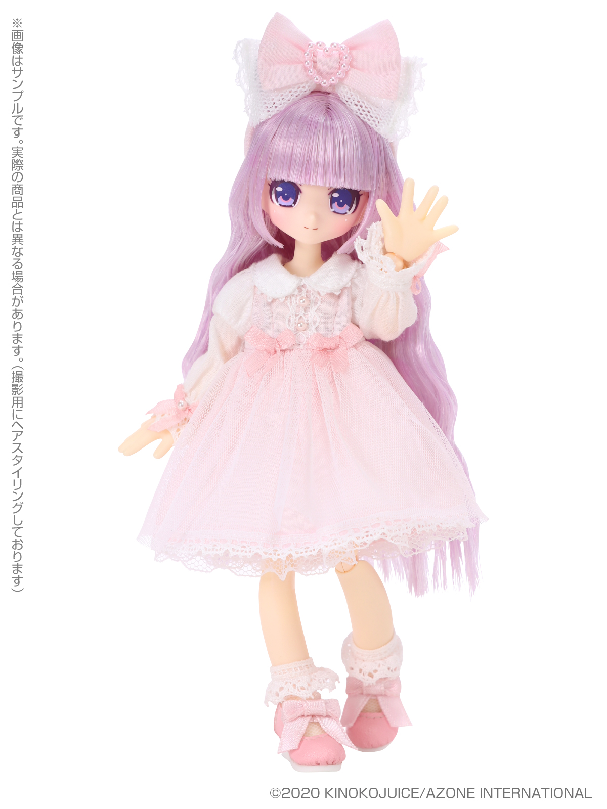 キノコジュース×Lil'Fairy『Twinkle☆Candy Girls/エルノ』1/12 完成品ドール-002