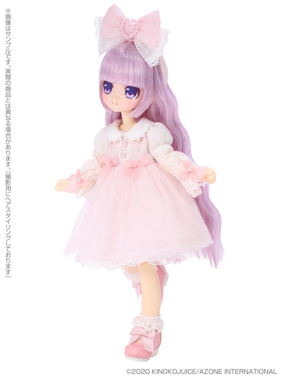 キノコジュース×Lil'Fairy『Twinkle☆Candy Girls/エルノ』1/12 完成品ドール-005