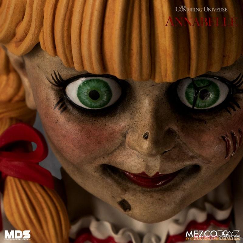 デザイナーシリーズ『アナベル 死霊館の人形:アナベル』6インチ 可動フィギュア-008