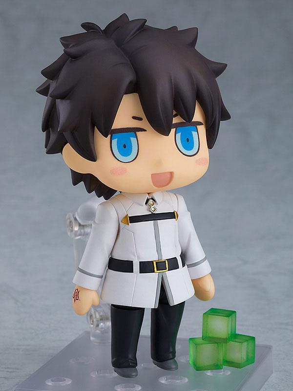 ねんどろいど『マスター/主人公 男』Fate/Grand Order 可動フィギュア-003