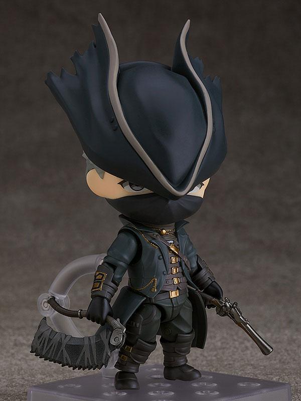 ねんどろいど『狩人』Bloodborne 可動フィギュア-001