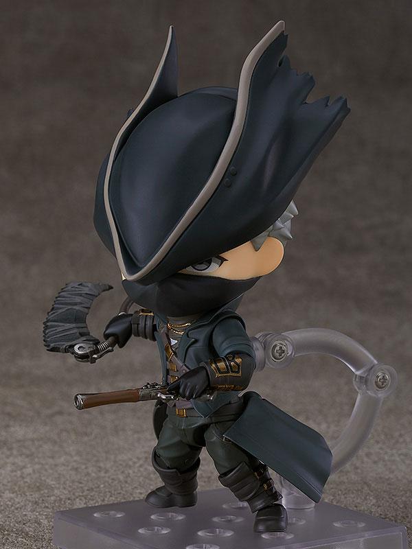 ねんどろいど『狩人』Bloodborne 可動フィギュア-002